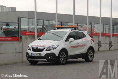 Opel Mokka, foto van Alex Miedema