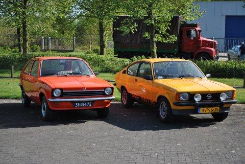 Opel Kadett, foto van Lucas Ensing