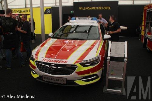 Opel Insignia, foto van Alex Miedema
