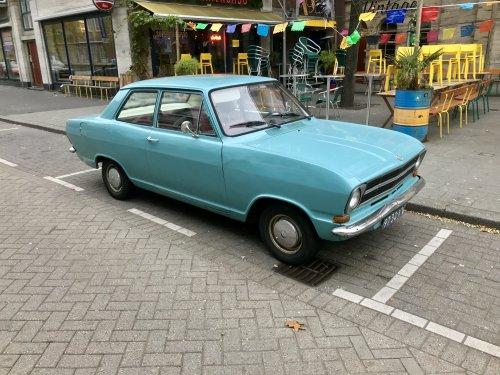 Opel Kadett, foto van xrayjaco