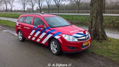 Opel Astra, foto van arjan-dijkers