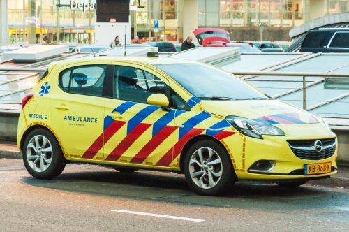 Opel Corsa, foto van xrayjaco