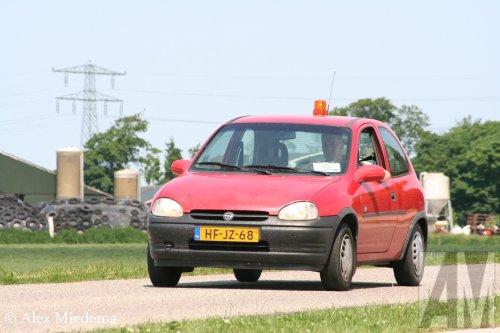 Opel Corsa, foto van Alex Miedema