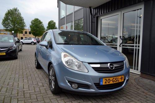 Opel Corsa, foto van Lucas Ensing