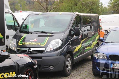 Opel Vivaro, foto van Alex Miedema