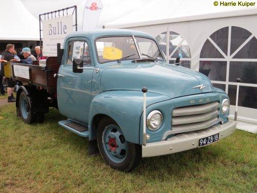 Opel Blitz, foto van oldtimergek