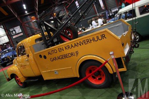Opel Blitz, foto van Alex Miedema