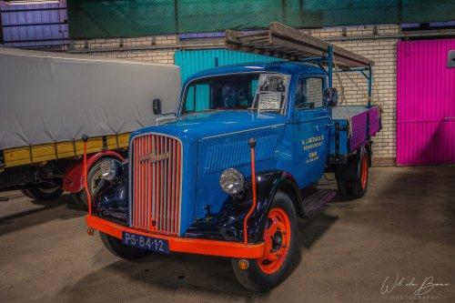 Opel Blitz, foto van deboerit