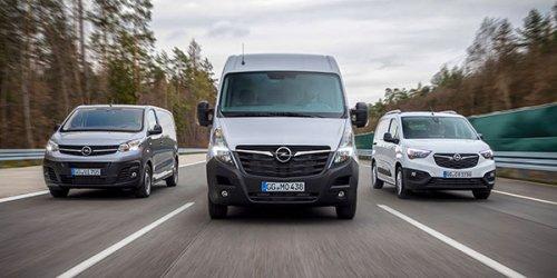 Opel meerdere, foto van Truckfan Nieuwsposter
