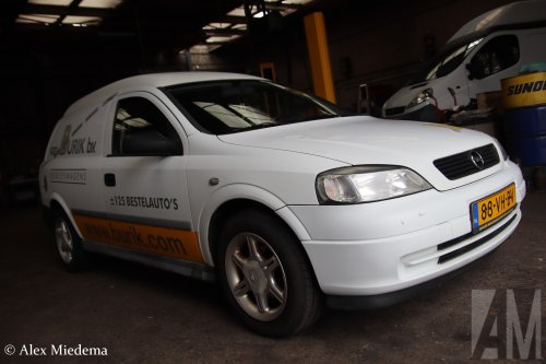 Opel Astra, foto van Alex Miedema