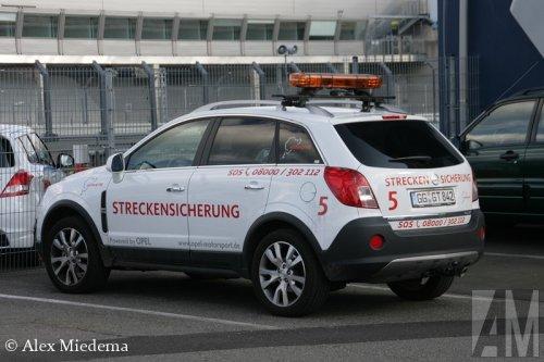 Opel Antara, foto van Alex Miedema