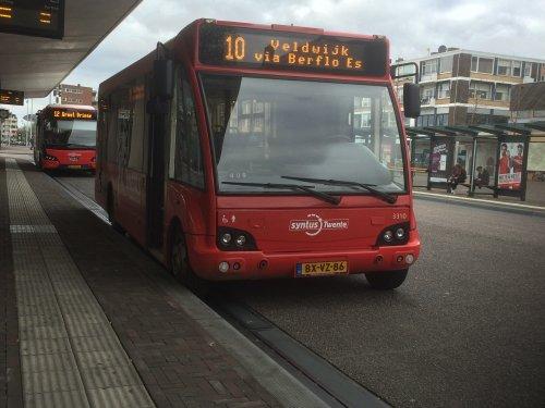 Optare lijnbus, foto van user18