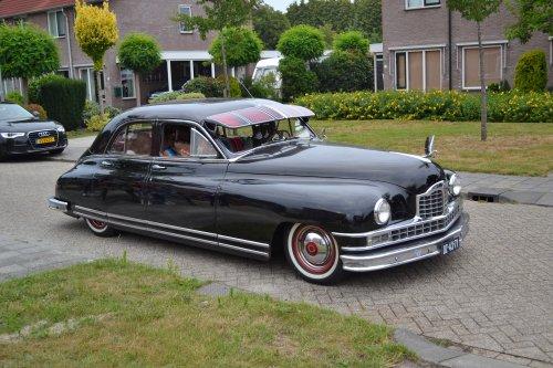 Packard onbekend/overig, foto van Lucas Ensing