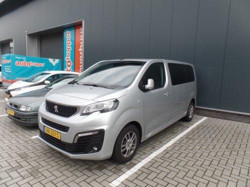 Peugeot Expert, foto van dickt