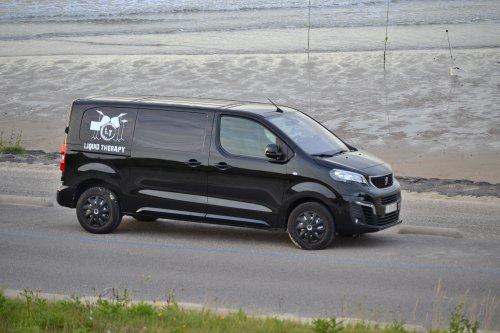 Peugeot Expert, foto van Lucas Ensing