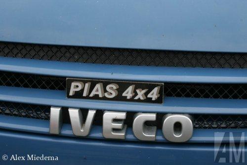 Pias 4x4, foto van Alex Miedema
