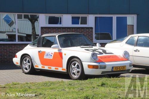 Porsche 911, foto van Alex Miedema