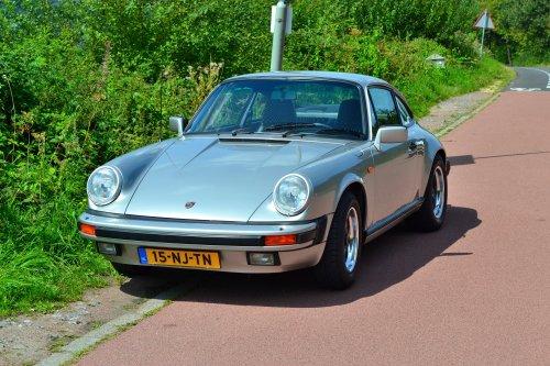 Porsche 911, foto van Lucas Ensing