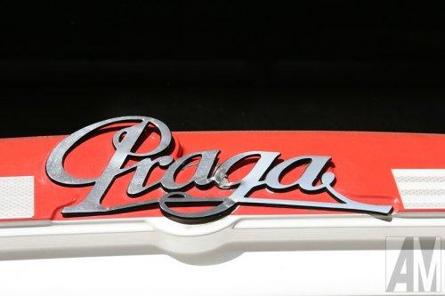 Praga logo, foto van Alex Miedema