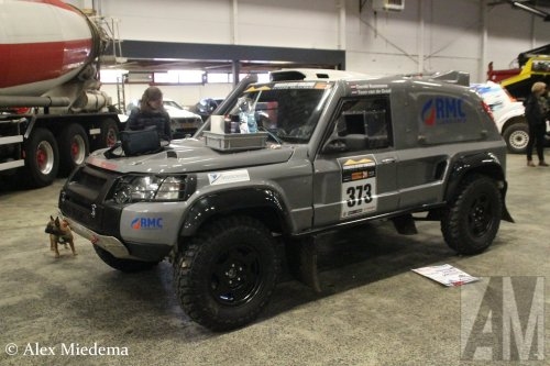 RallyRaid UK Desert Warrior, foto van Alex Miedema