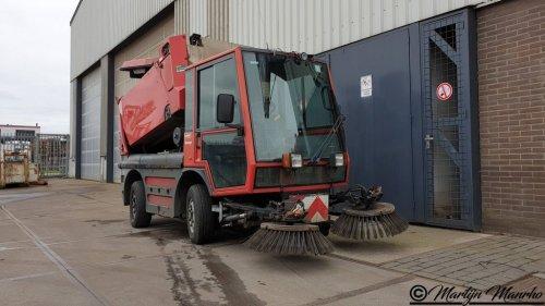 Schmidt Swingo (vrachtwagen), foto van MartijnM71
