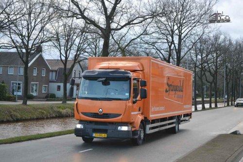 Renault Midlum 2nd gen, foto van truckspotterhgk