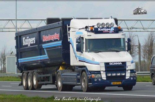 Scania T380, foto van sem-beekers