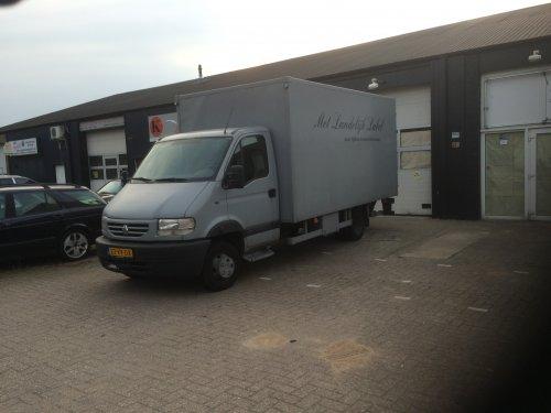 Renault Master van user18