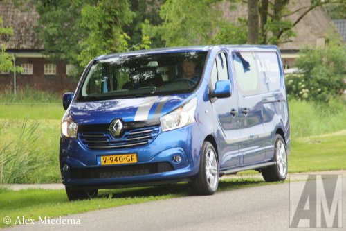 Renault Trafic, foto van Alex Miedema