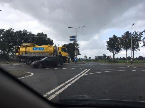 Renault T-serie van Claas Holland