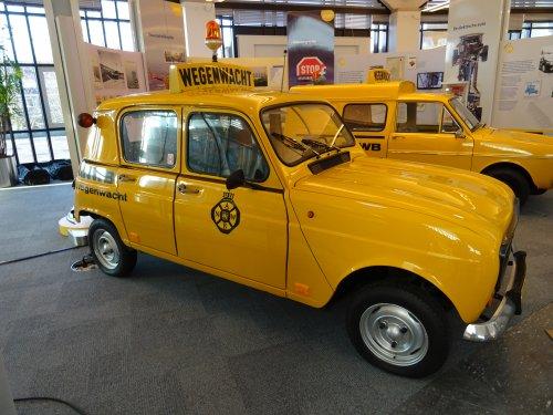 Renault 4, foto van dickt