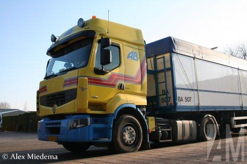 Renault Premium 2nd gen, foto van Alex Miedema