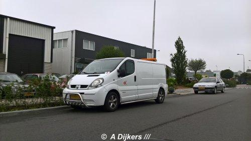 Renault Trafic, foto van arjan-dijkers