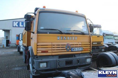 Renault Maxter, foto van Katy Kleyn