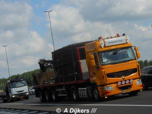 Renault Premium 2nd gen, foto van arjan-dijkers