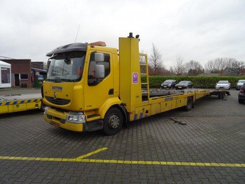 Renault Midlum, foto van dickt