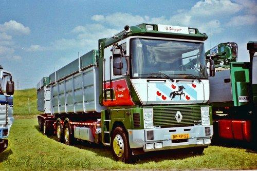 Renault AE (Magnum 1st gen) (vrachtwagen), foto van bernard-dijkhuizen