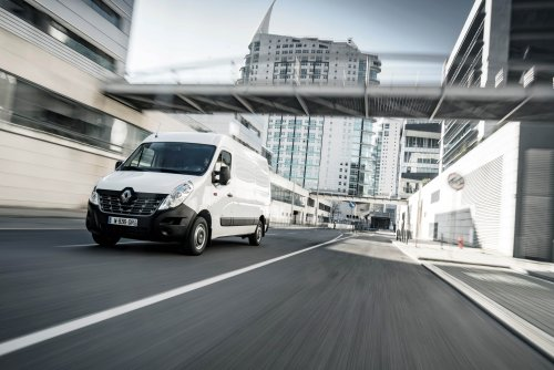 Renault Master, foto van Alex Miedema