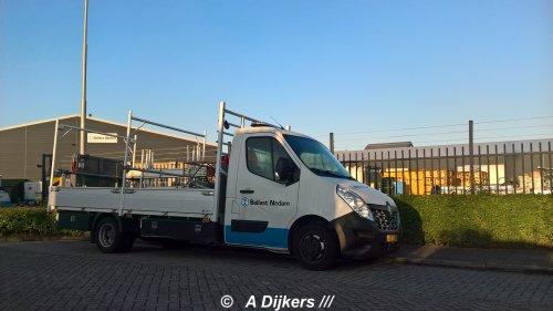 Renault Master, foto van arjan-dijkers