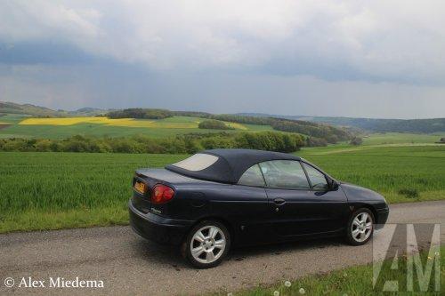 Renault Megane, foto van Alex Miedema