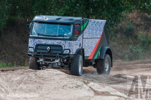 Renault D-serie, foto van Alex Miedema