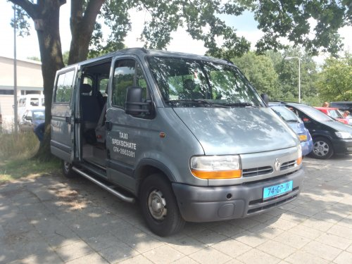 Renault Master 2, foto van user18