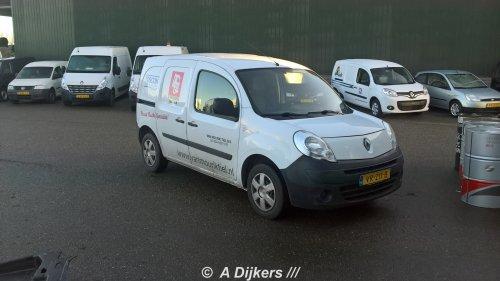 Renault Kangoo, foto van arjan-dijkers