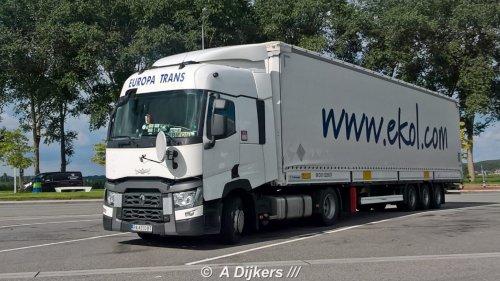 Renault T-serie, foto van arjan-dijkers