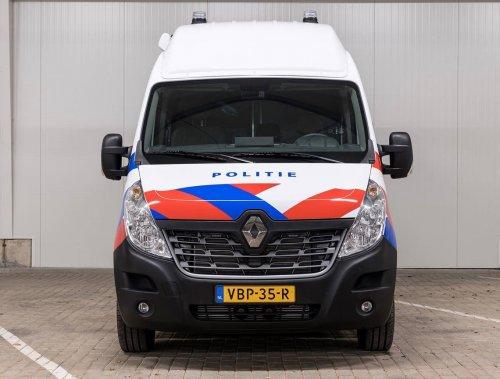 Renault Master, foto van Truckfan Nieuwsposter