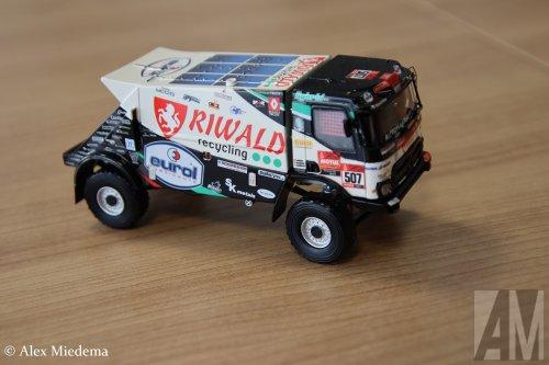 Renault miniatuur, foto van Alex Miedema