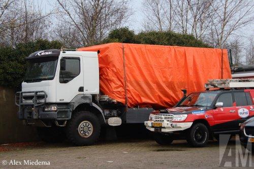 Renault Kerax, foto van Alex Miedema