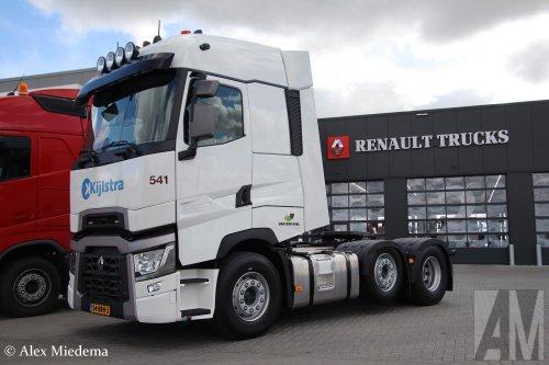 Renault T-serie, foto van Alex Miedema