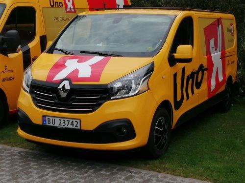 Renault Trafic, foto van buttonfreak