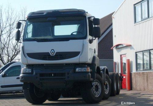 Renault Kerax, foto van arjan-dijkers